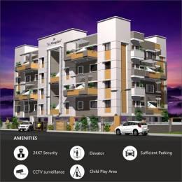 1001 sqft, 2 bhk Apartment in Builder Sai Mangalam Dabha, Nagpur at Rs. 25.5238 Lacs