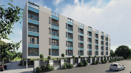 550 sqft, 1 bhk Apartment in Builder Project Tada, Nellore at Rs. 16.5000 Lacs
