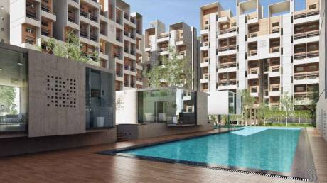 1200 sqft, 2 bhk Apartment in Rohan Abhilasha Building E Wagholi, Pune at Rs. 12000