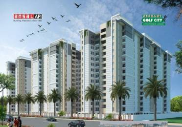 1006 sqft, 2 bhk Apartment in Ansal Bliss Delight Sushant Golf City, Lucknow at Rs. 29.6770 Lacs