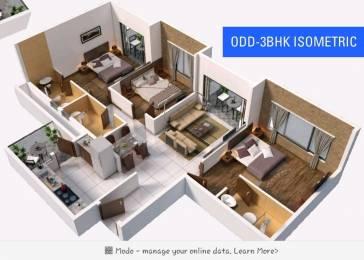 1413 sqft, 3 bhk Apartment in Jay Sai Shrushti Anandwalli Gaon, Nashik at Rs. 66.0000 Lacs
