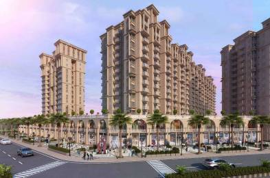 1110 sqft, 3 bhk Apartment in Signature The Millennia Sector 37D, Gurgaon at Rs. 35.0000 Lacs