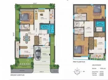 2150 sqft, 3 bhk Villa in Praneeth APR Pranav Antilia Bachupally, Hyderabad at Rs. 20000