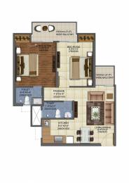 1190 sqft, 2 bhk Apartment in Mahagun Mywoods Marvella Phase 2 Noida Extension, Noida at Rs. 33.6000 Lacs