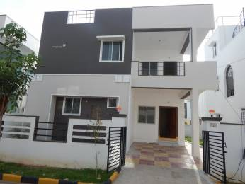 910 sqft, 2 bhk Apartment in Sree Nandi Park Residency Whitefield Hope Farm Junction, Bangalore at Rs. 45.8300 Lacs