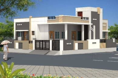 1250 sqft, 2 bhk IndependentHouse in Builder Project Porur, Chennai at Rs. 13500