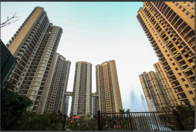 1260 sqft, 2 bhk Apartment in Dasnac The Jewel of Noida Sector 75, Noida at Rs. 94.5000 Lacs