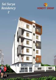 1500 sqft, 3 bhk Apartment in Builder SRI SAI SURYA RESIDENCY Bakkanapalem Road, Visakhapatnam at Rs. 45.7500 Lacs
