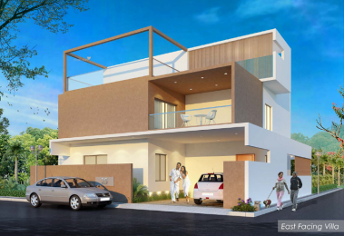 2587 sqft, 3 bhk Villa in Myron Integrity Homes Kompally, Hyderabad at Rs. 1.0301 Cr