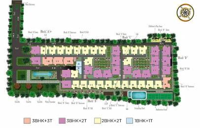 1012 sqft, 2 bhk Apartment in MJ Lifestyle Astro Electronic City Phase 2, Bangalore at Rs. 43.0000 Lacs