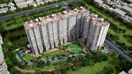 990 sqft, 2 bhk Apartment in Galaxy Royale Sector 16C Noida Extension, Greater Noida at Rs. 33.6600 Lacs