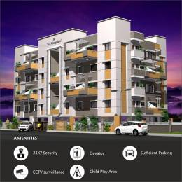 1008 sqft, 2 bhk Apartment in Builder Project Wadi Road, Nagpur at Rs. 24.8376 Lacs