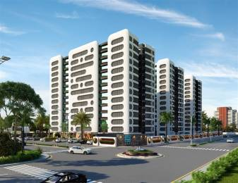 1191 sqft, 2 bhk Apartment in Raghuvir Saffron Althan, Surat at Rs. 41.6850 Lacs