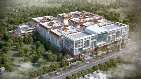 1766 sqft, 3 bhk Apartment in Hallmark Empyrean Puppalaguda, Hyderabad at Rs. 85.0000 Lacs