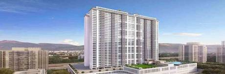 551 sqft, 1 bhk Apartment in Ashar Codename GoldenMile Thane West, Mumbai at Rs. 80.0000 Lacs