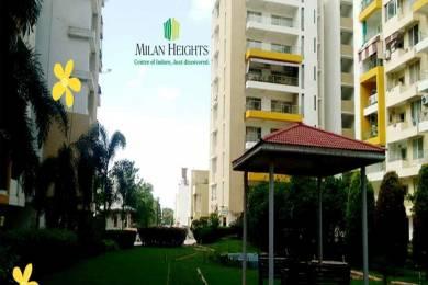 1810 sqft, 3 bhk Apartment in Milan Milan Heights Apartments Pipliyahana, Indore at Rs. 56.1100 Lacs