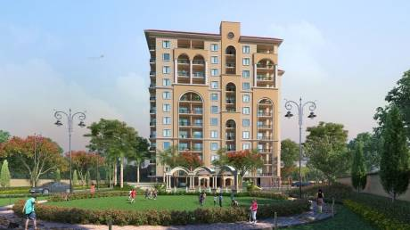 1200 sqft, 2 bhk Apartment in Builder sbp gateway of dreams Zirakpur punjab, Chandigarh at Rs. 38.9000 Lacs