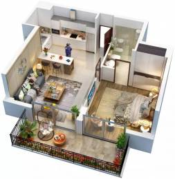 709 sqft, 1 bhk Apartment in CHD Y Suites Sector 34 Sohna, Gurgaon at Rs. 55.0000 Lacs