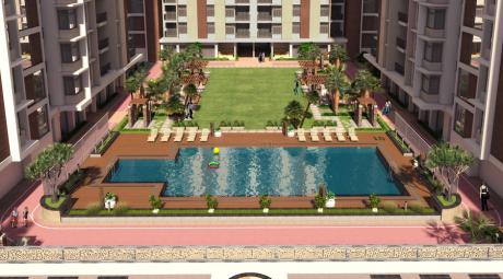 1060 sqft, 2 bhk Apartment in Bagherwal Infraprojects Tripolis Rajeev Gandhi Nagar, Kota at Rs. 25000
