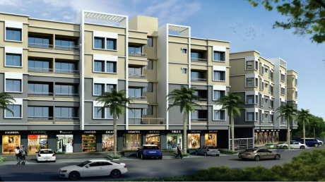 521 sqft, 1 bhk Apartment in Builder Shree Samarth Reality Crown Karjat Khopoli Marg, Raigad at Rs. 20.0000 Lacs
