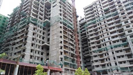 2055 sqft, 3 bhk Apartment in Shriram Celebrity Towers Madhurawada, Visakhapatnam at Rs. 82.2000 Lacs