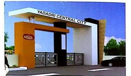 1350 sqft, Plot in Builder YADADRI CENTRAL CITY Yadagirigutta, Nalgonda at Rs. 10.5000 Lacs
