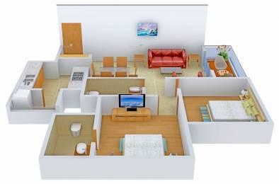 929 sqft, 2 bhk Apartment in Pride Springfields Subramanyapura, Bangalore at Rs. 65.0000 Lacs
