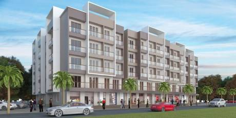 600 sqft, 1 bhk Apartment in Builder rajyog residency palghar Palghar, Mumbai at Rs. 20.0000 Lacs