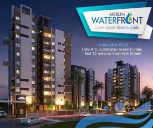 999 sqft, 3 bhk Apartment in Merlin Waterfront Howrah, Kolkata at Rs. 57.0000 Lacs