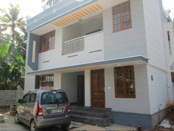 1195 sqft, 2 bhk IndependentHouse in Builder New 2 BHK Study room Kulathoor, Trivandrum at Rs. 13000