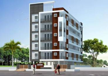 1170 sqft, 2 bhk Apartment in Builder Surya Paradise Matrusri Nagar, Hyderabad at Rs. 60.8400 Lacs