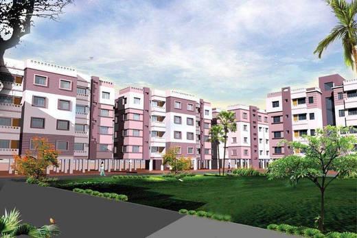 1268 sqft, 3 bhk Apartment in Builder Marlin Rural Garden Behala Sakher Bazar Near James long Sarani Behala Sakher Bazar, Kolkata at Rs. 46.0000 Lacs