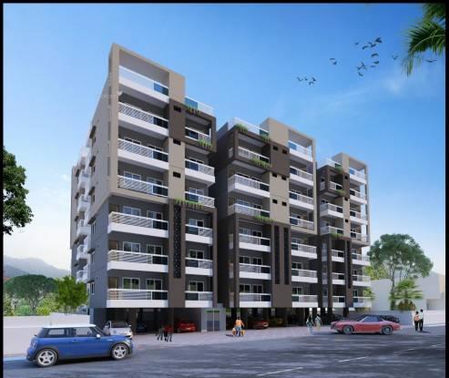 566 sqft, 1 bhk Apartment in Builder Project Vijay Nagar, Indore at Rs. 15.1100 Lacs