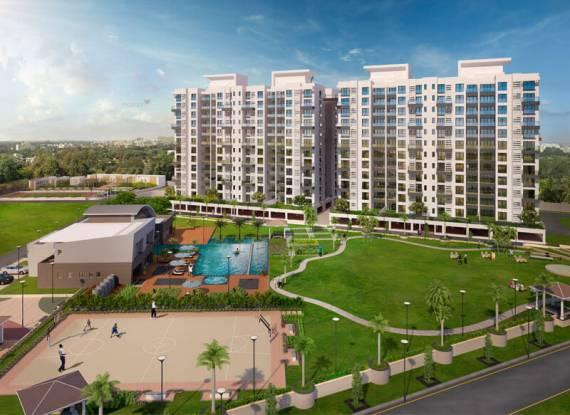 2020 sqft, 3 bhk Apartment in Pride Purple Park Titanium Wakad, Pune at Rs. 1.6500 Cr