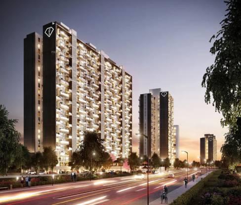 1850 sqft, 3 bhk Apartment in Nahar F Residences Balewadi, Pune at Rs. 1.5000 Cr