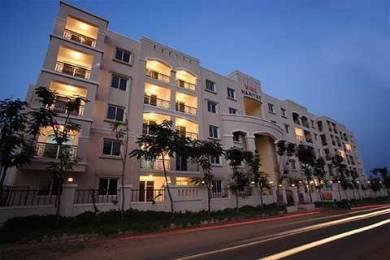 1215 sqft, 2 bhk Apartment in MIMS Residency Jakkur, Bangalore at Rs. 20000