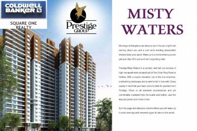 2214 sqft, 4 bhk Apartment in Prestige Misty Waters Hebbal, Bangalore at Rs. 2.7797 Cr