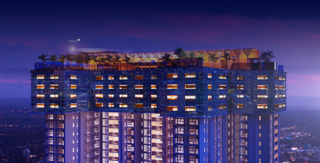 2415 sqft, 3 bhk Apartment in CNTC India The Presidential Tower Yeshwantpur, Bangalore at Rs. 2.7770 Cr
