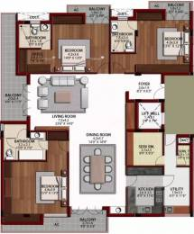 2850 sqft, 3 bhk Apartment in Arihant Jashn Egmore, Chennai at Rs. 1.4000 Lacs