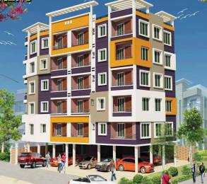 730 sqft, 2 bhk Apartment in Builder Unique garden Howrah, Kolkata at Rs. 17.1550 Lacs