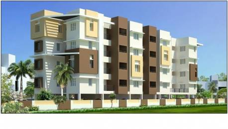 740 sqft, 2 bhk Apartment in Builder Unique Fountain Kona Expressway, Kolkata at Rs. 19.9800 Lacs