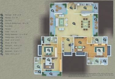 1800 sqft, 3 bhk Apartment in Atul Wallace Fortuna Mazagaon, Mumbai at Rs. 7.5000 Cr