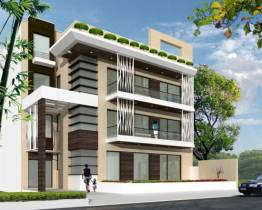 2,367 sq ft 3 BHK + 3T  in Builder Project