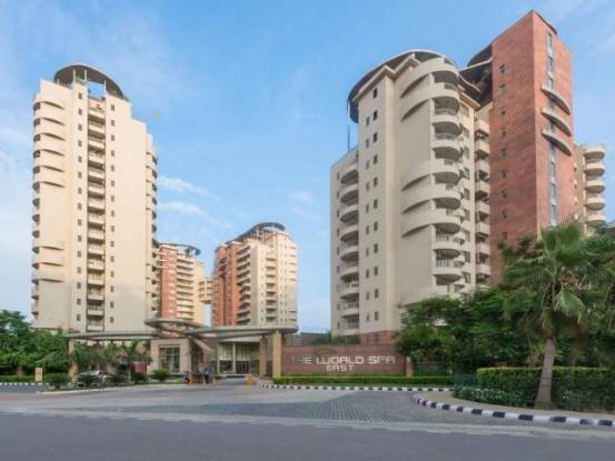 3000 sqft, 3 bhk Apartment in Unitech World Spa Sector 41, Gurgaon at Rs. 65000