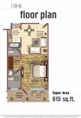 615 sqft, 1 bhk Apartment in Builder sandwoods windsor suites Bharari, Shimla at Rs. 31.2500 Lacs