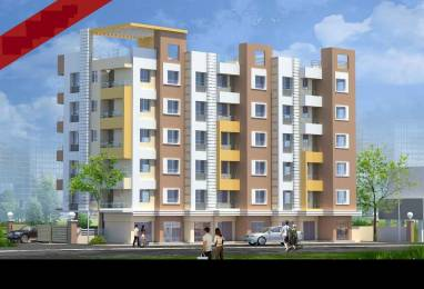 703 sqft, 2 bhk Apartment in Builder Esser residency Rajarhat Newtown Dash Drone, Kolkata at Rs. 19.3325 Lacs