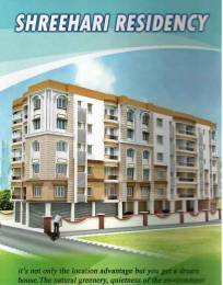 1330 sqft, 3 bhk Apartment in Builder shreehari residency Chinar Park, Kolkata at Rs. 55.8600 Lacs