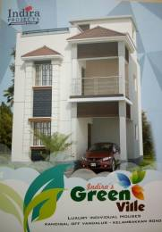 1250 sqft, 3 bhk Villa in Builder Vandaloor kandigai Green villas kelambakkam Vandalur Highway, Chennai at Rs. 63.0000 Lacs