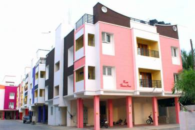 1100 sqft, 2 bhk Apartment in Raama Shri Ram Priya Avenue Navallur, Chennai at Rs. 46.0000 Lacs