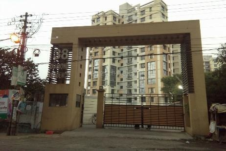 1054 sqft, 2 bhk Apartment in Diamond Residency Behala, Kolkata at Rs. 14500